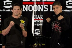 KJ Noons and Nick Diaz