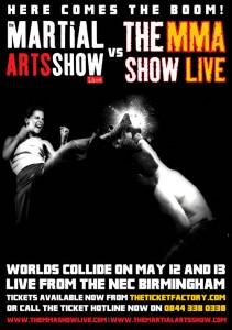 MMA Show Live