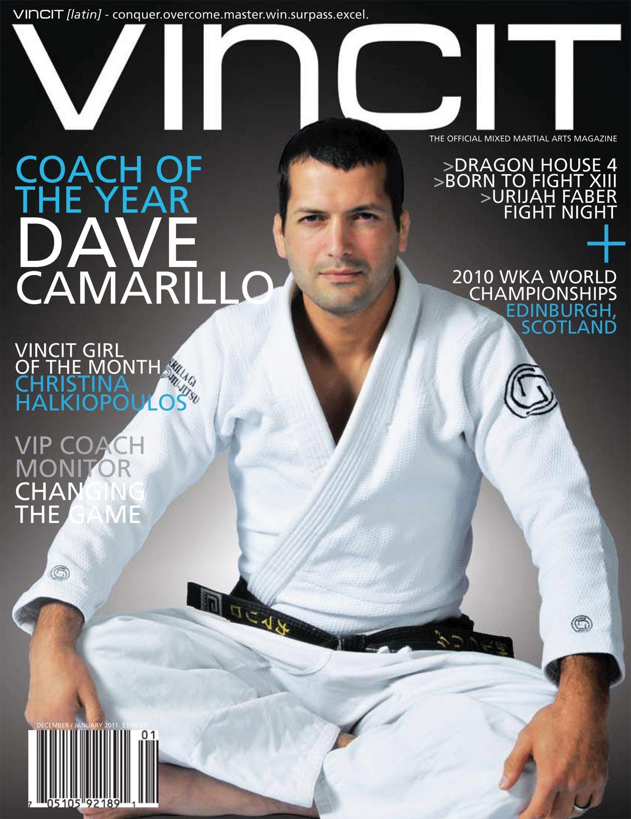 Dave Camarillo